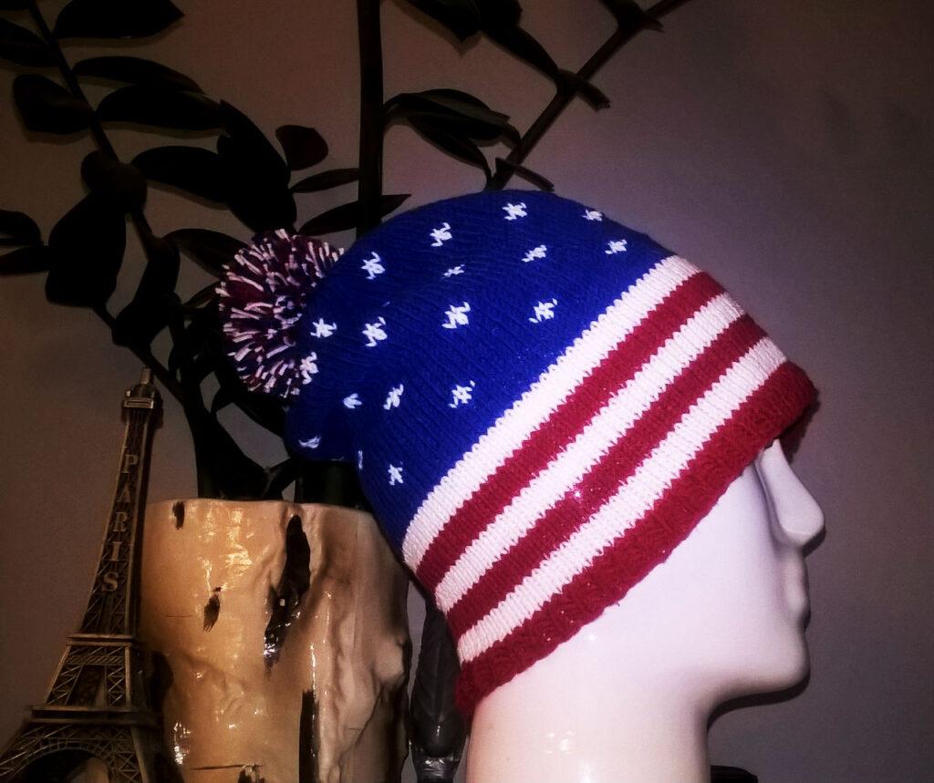 amerykańska czapka
