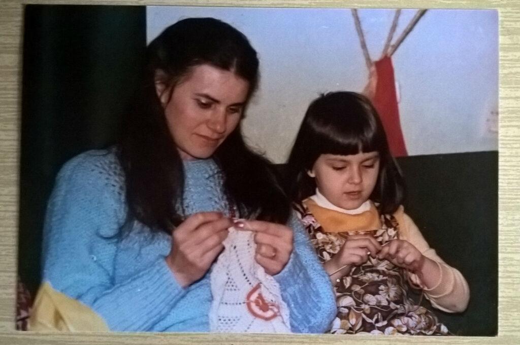 jak zacząć robić na drutach