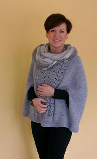 Ponczosweter – niby sweter, ale ponczo