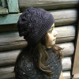 czapka mehendi