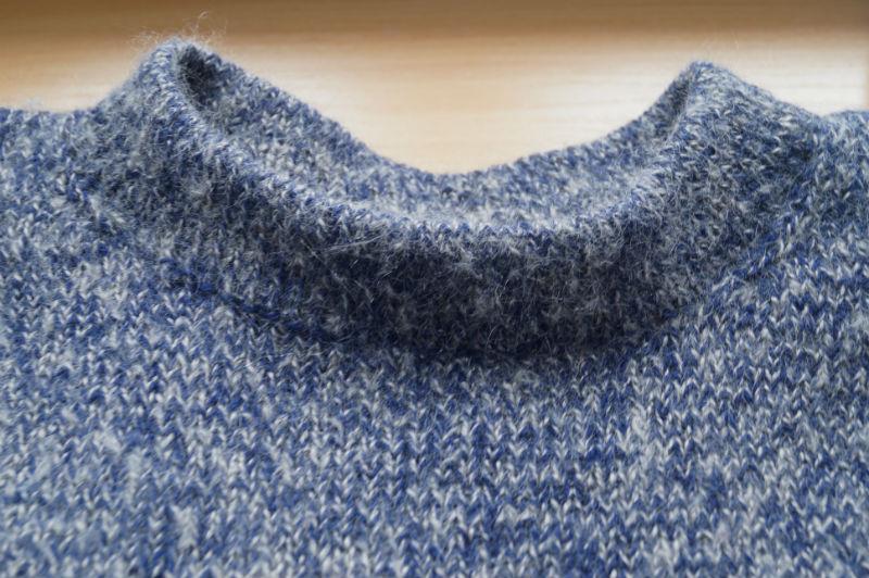 sweterek melanie kolnierz