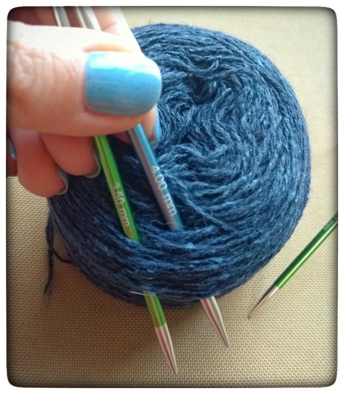 knit pro zing