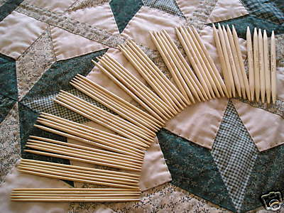 krotkie druty bambusowe