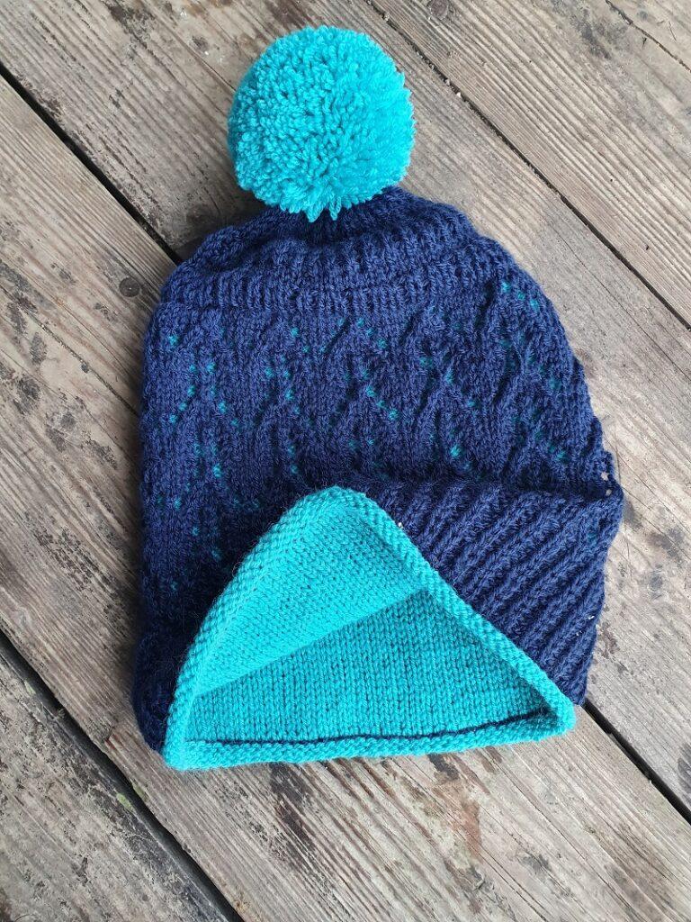 czapka z podszewką otulove
